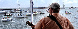 Redfish Raft-Up