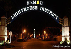 Kemah, TX LIGHTHOUSE DISTRICT