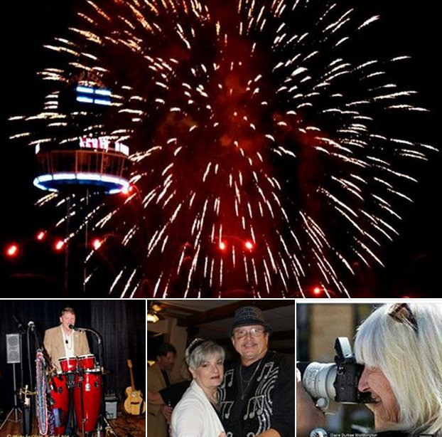 New Year's Eve Family