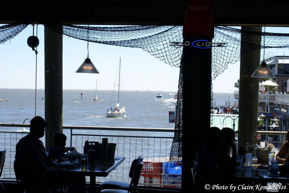 The weather has