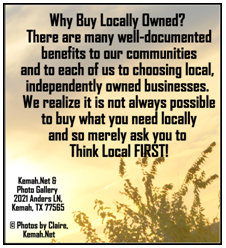 Think Local - Buy Local - There