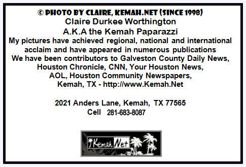 © Photo by Claire, Kemah.Net (SINCE 1998)